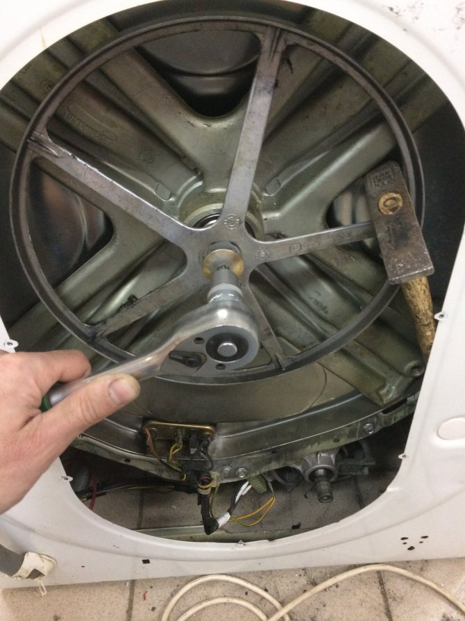 Причины поломок и ремонт бетономешалки