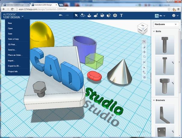 Программы для 3d моделирования для новичков - blender3d-ru.ru