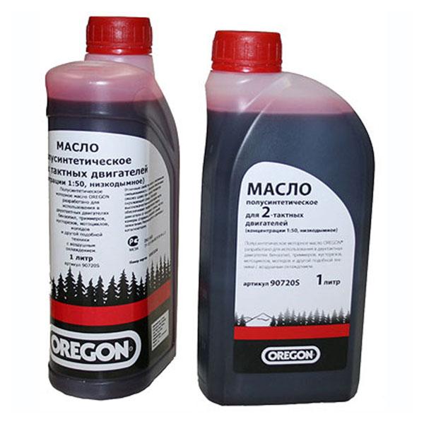 Какое масло лучше использовать для двухтактного двигателя бензопилы и смазки пильной цепи