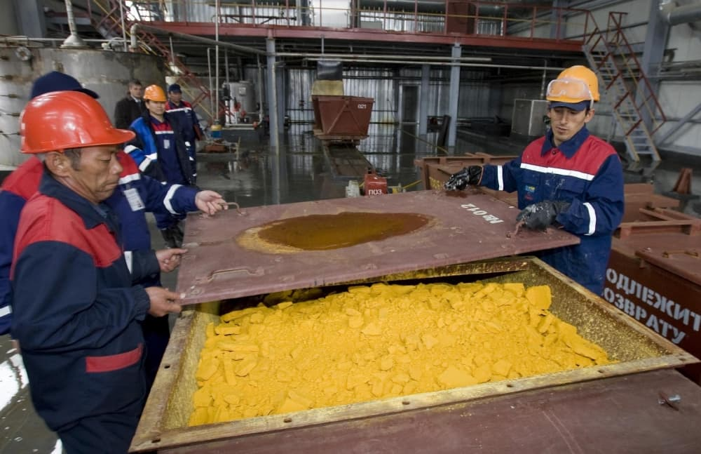 Химический элемент уран: свойства, характеристика, формула. добыча и применение. уникальную карту мировых запасов урана