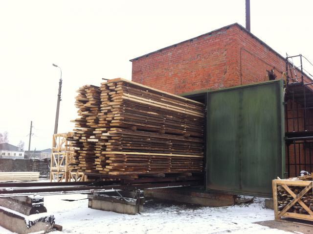 Виды сушильных камер для древесины и советы по их выбору