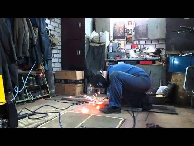 Как использовать полуавтоматическую сварку без газа