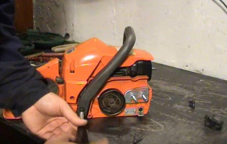 Ремонт бензопилы - 115 фото быстрого восстановления своими руками
