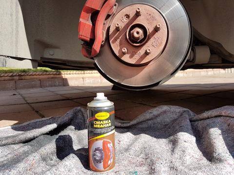 Применение медной смазки в автомобиле. зачем нужна в баллончике и в виде пасты?