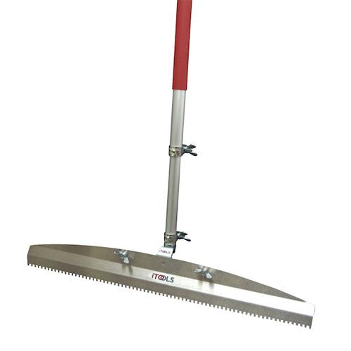 Игольчатый валик для наливного пола и другие необходимые инструменты