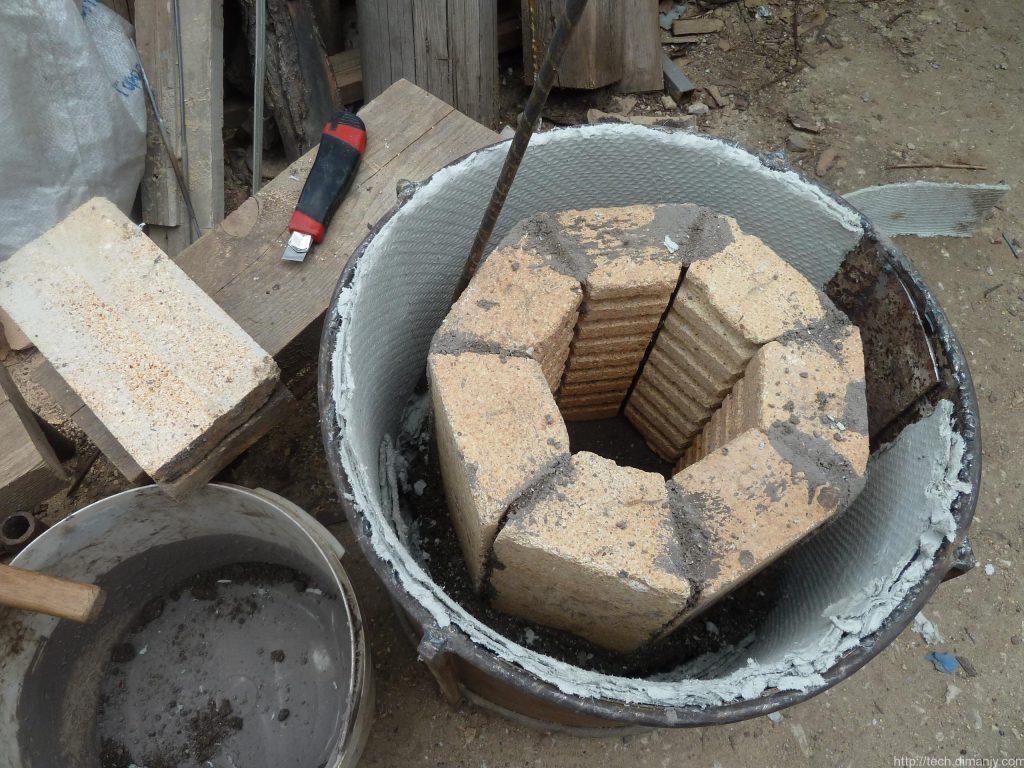 Муфельная печь своими руками – особенности изготовления устройства для обжига