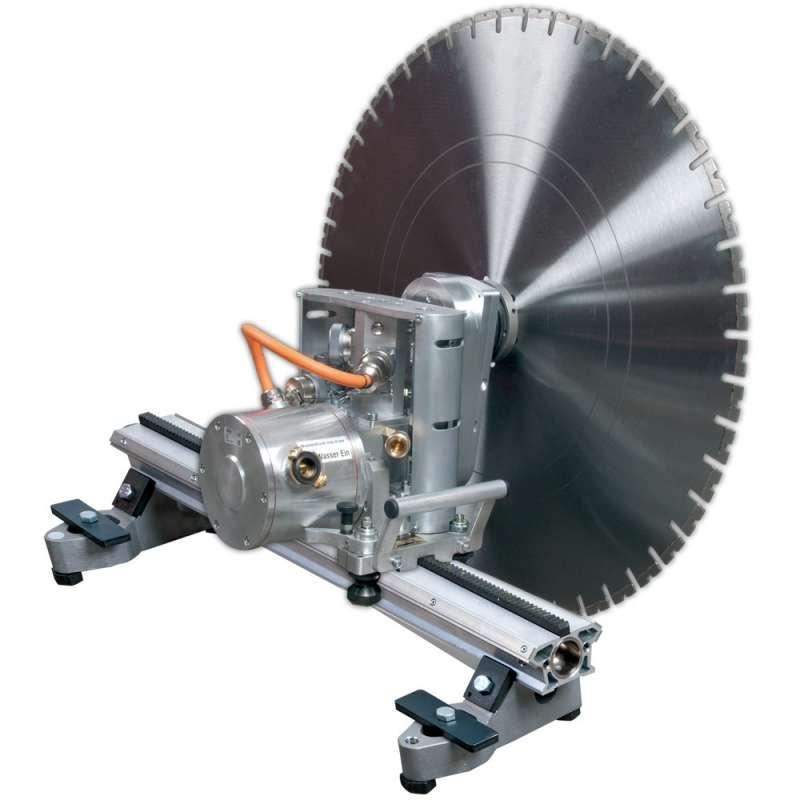 Стенорезная машина. дисковая и канатная резка   проинструмент