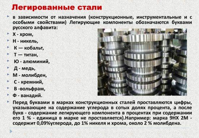 Улучшаемые стали состав термическая обработка назначение