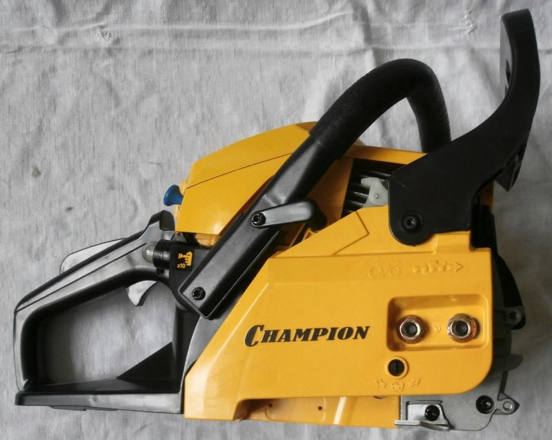 Обзор бензопилы champion 256 — инструкция, технические характеристики, отзывы