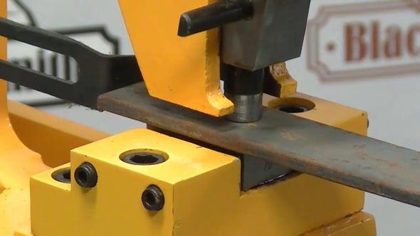 Хотите купить пресс для пробивки отверстий в металле в москве?
