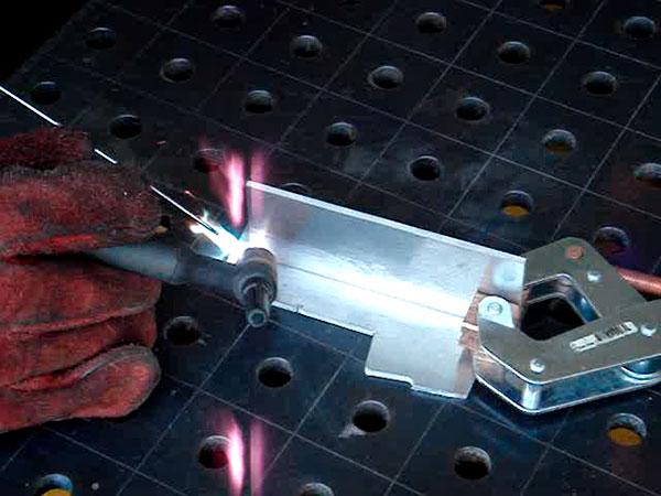 Как варить алюминий самостоятельно