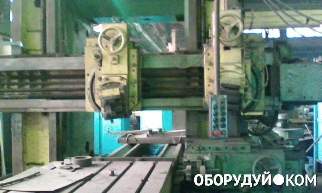 Хотите купить продольно-строгальный станок 7212 в москве?