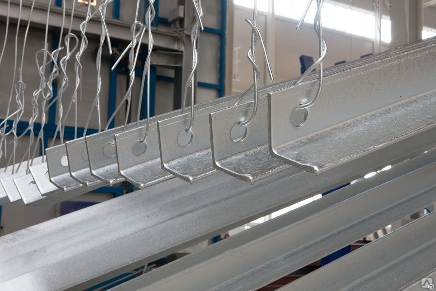 Холодное цинкование — цинковые краски для металла.