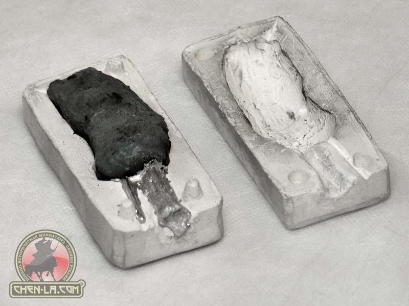 Литье из олова: сплавы в силиконовые формы, в домашних условиях