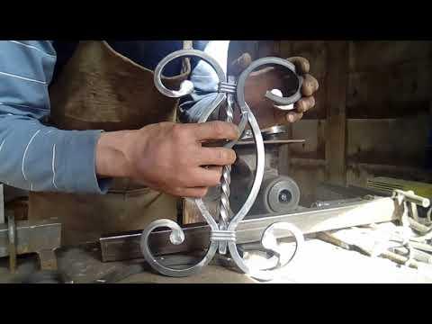 Холодная ковка: фото, видео, как выполнить в домашних условиях