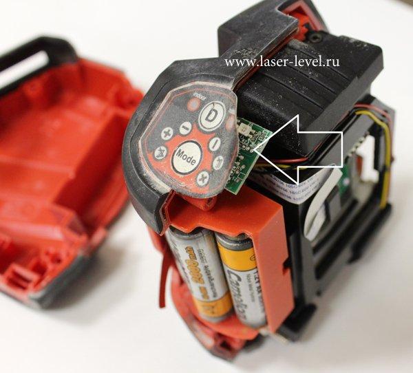 Ремонт лазерного уровня: 100 фото вероятных проблем и их решение