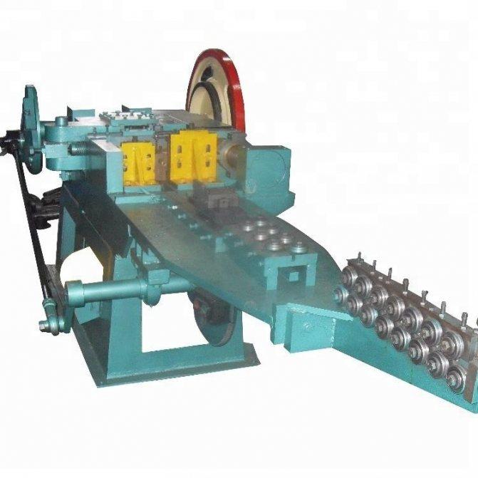✅ станки для изготовления саморезов и материалы для производства крепёжных деталей, технология процесса - спецтехника-в-уфе.рф