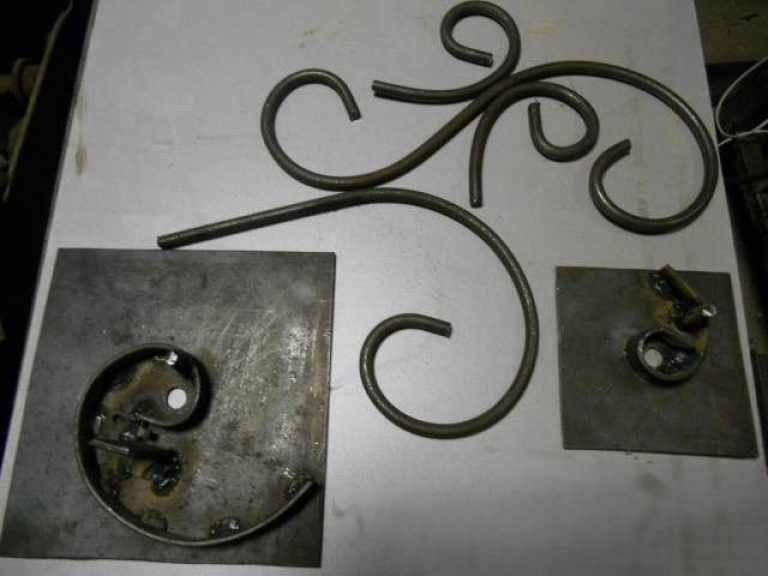 Станки для холодной ковки: как создать художественные элементы из металла подробно, с фото