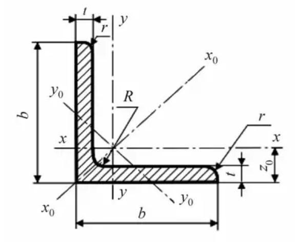 Гост 8509-93 уголки стальные горячекатаные равнополочные