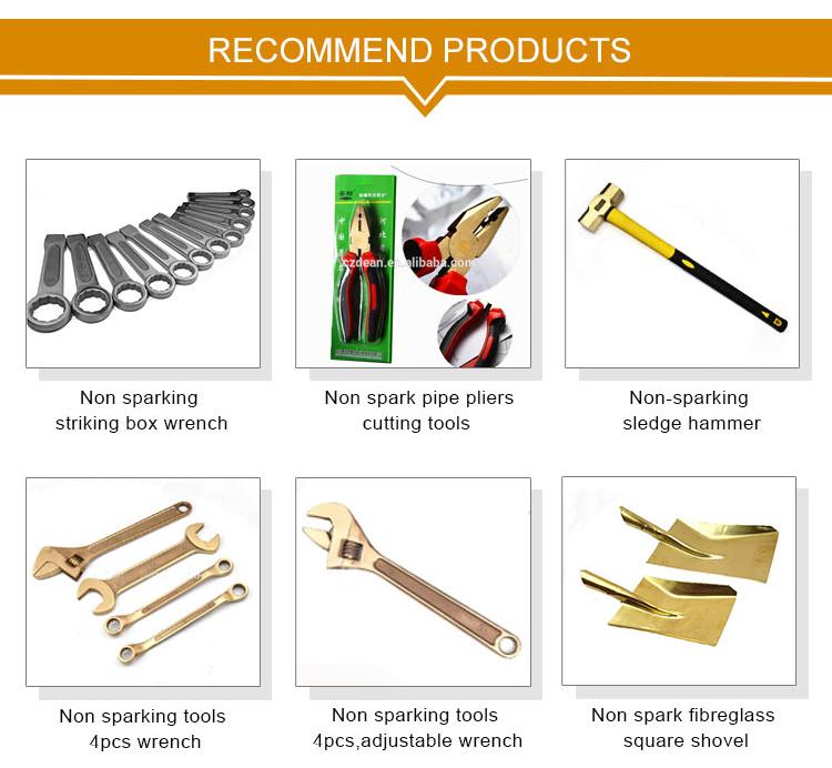 Что такое искробезопасный инструмент и где его используют?