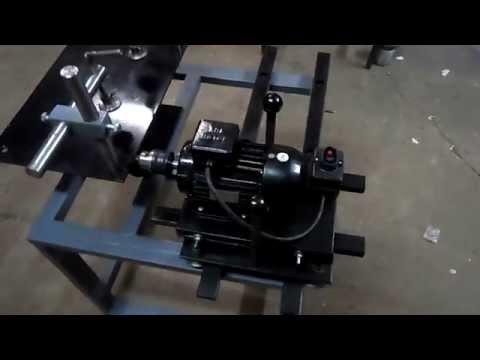 Изготовление долбежного станка по дереву, характеристики и цены на топовые модели оборудования