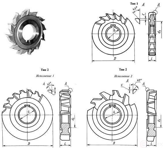 Концевые фрезы – конструкция и технические особенности