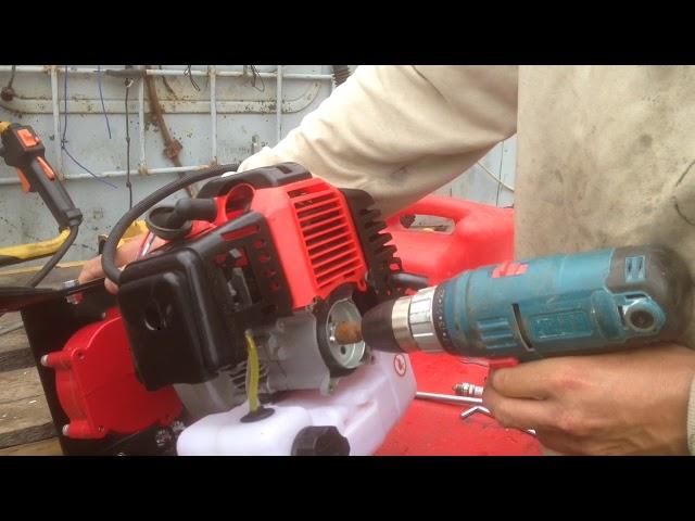 Главные правила обкатки пильной гарнитуры и двигателя бензопилы