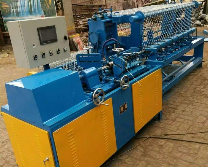 Станок для производства сетки рабицы: ручной, автомат, полуавтомат