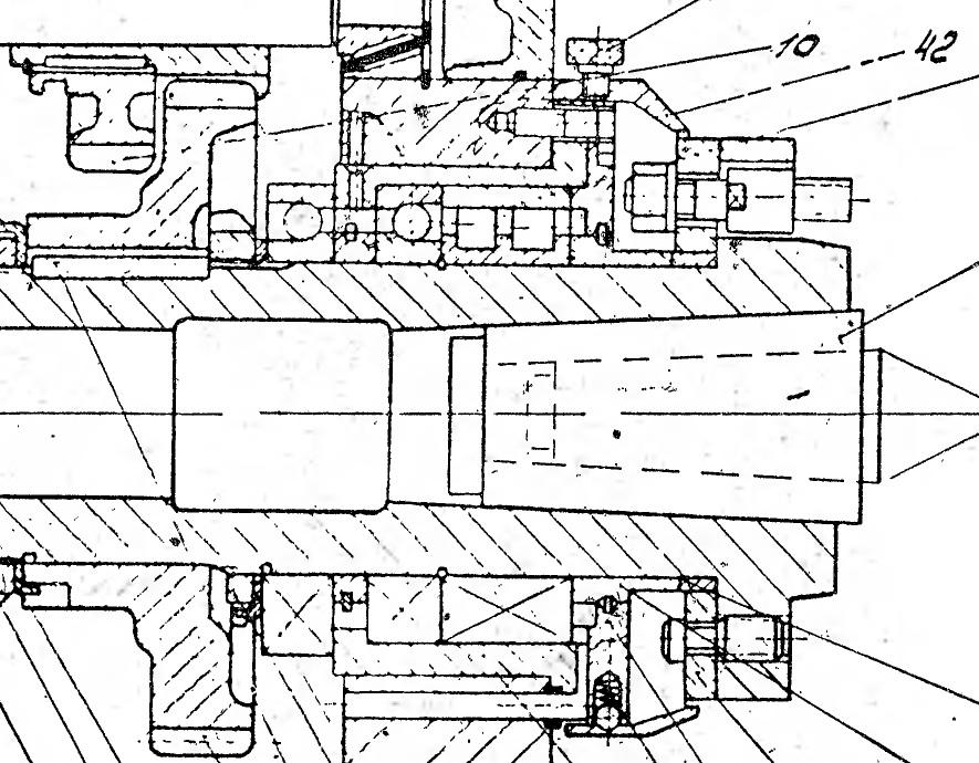 Шпиндельный двигатель принцип работы