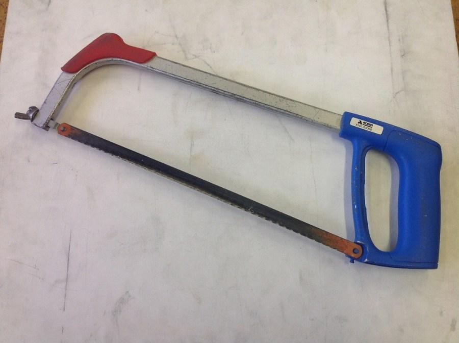 Виды ножовок по металлу