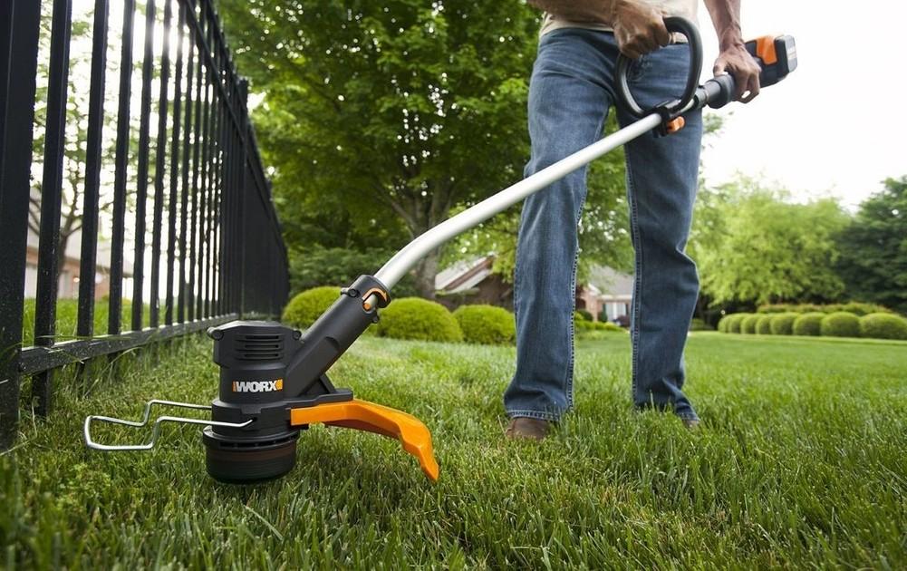 Инструкция как косить бензокосой и триммером траву