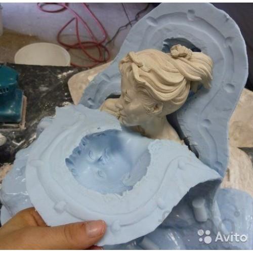 Формы для гипса: силиконовые и другие формы для отливки плитки и фигур. как сделать их своими руками для литья изделий?