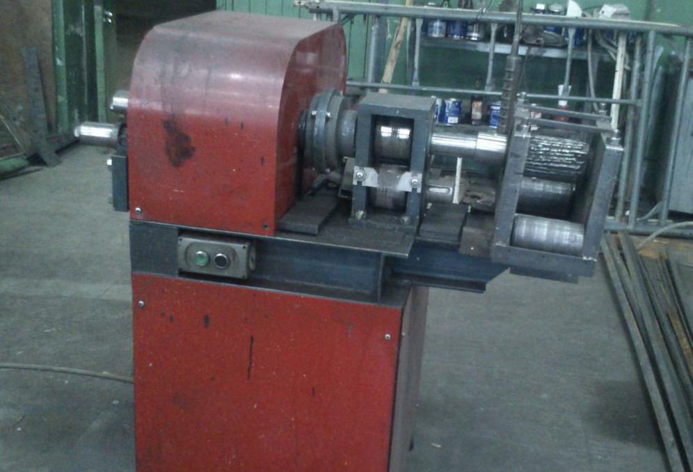 Универсальный станок для ковки blacksmith unv3-02