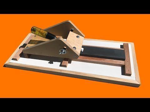 Правильный угол заточки ножа для рубанка и особенности проведения работ