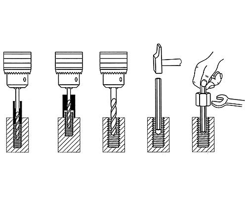 Как открутить ржавый болт или гайку, которая не откручивается, в домашних условиях: чем снять налет, какие спреи использовать?