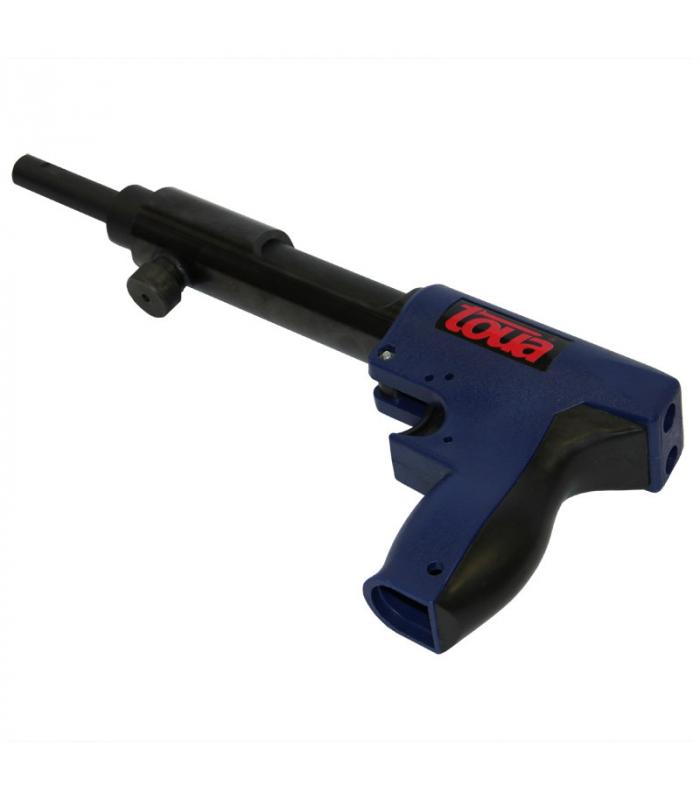 Для чего нужен монтажный пистолет по бетону: разновидности, как применять