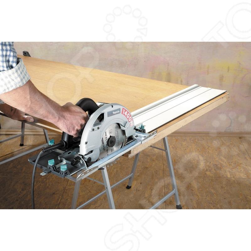 Направляющая шина для циркулярной пилы: назначение и изготовление | строительство. деревянные и др. материалы