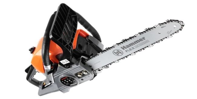 Бензопилы хаммер (hammer), модели — технические характеристики!