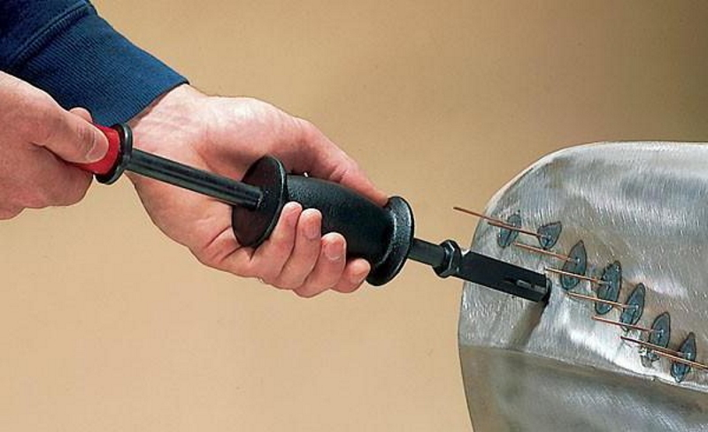 Обратный молоток для кузовного ремонта своими руками – все о лада гранта