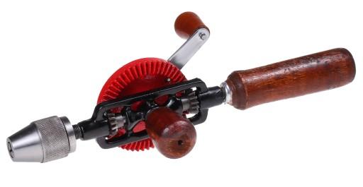 Ручная дрель механическая. привет из ссср | проинструмент