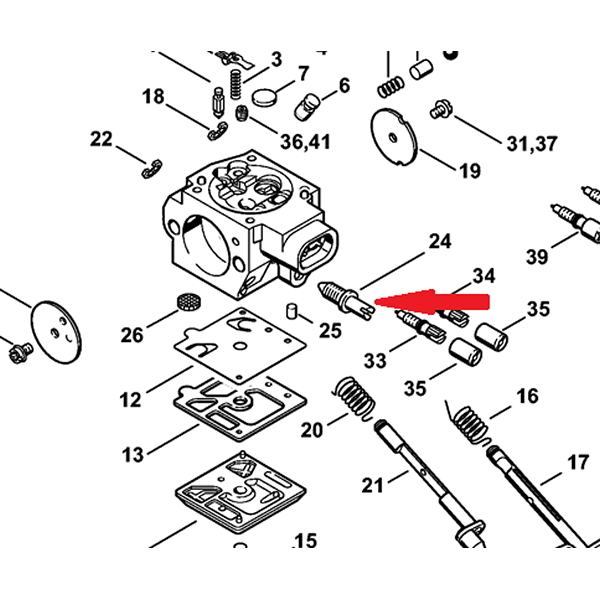 361 штиль, характеристики, регулировка карбюратора и обзор бензопилы