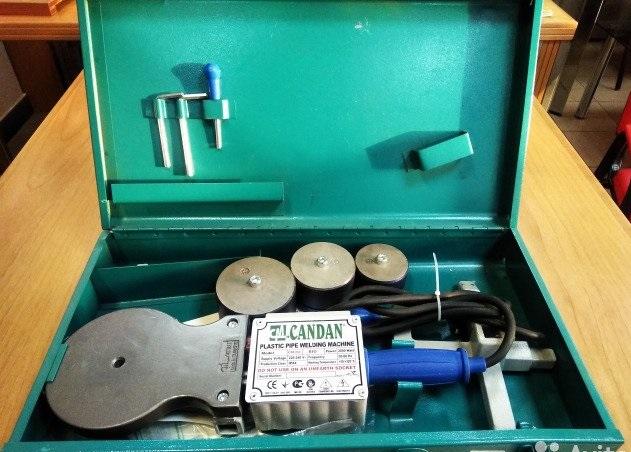 Аппарат для сварки полипропиленовых труб: рейтинг лучших