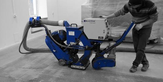 Дробеструйная установка модели 24612