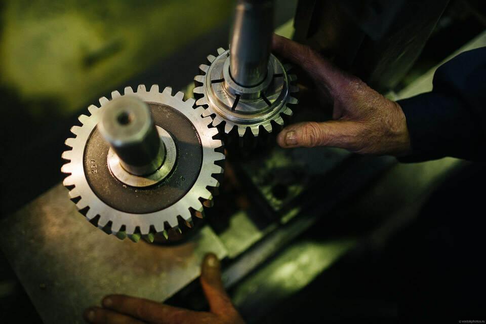 Шестерни с внутренним зацеплением: применение, изготовление, особенности