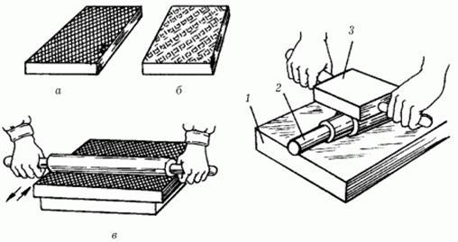 Ремонт кмд - часть 4 - доводочные плиты