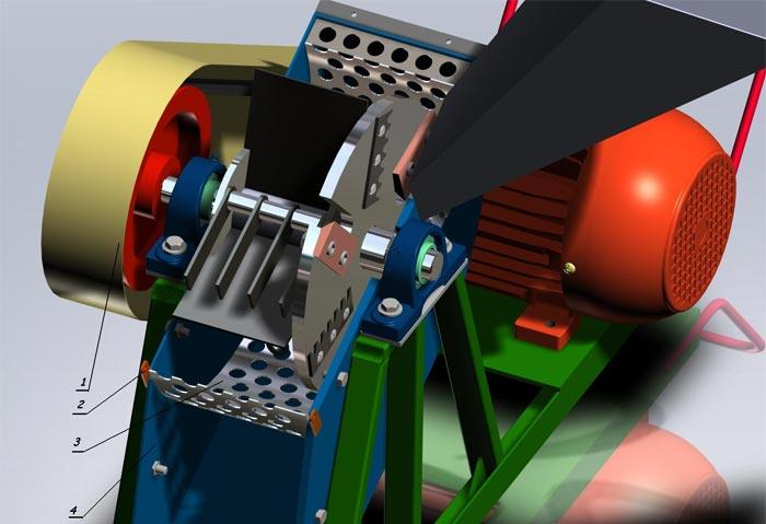 Делаем арболитовые блоки своими руками. оборудование для производства арболитовых блоков
