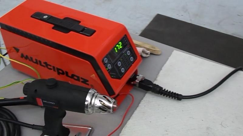 Обзорная характеристика аппаратов для плазменного сваривания от бренда горыныч