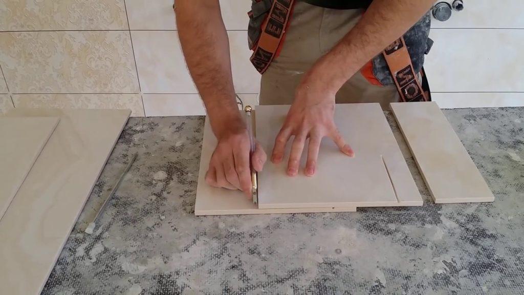 Чем резать керамогранит - необходимый инструментарий