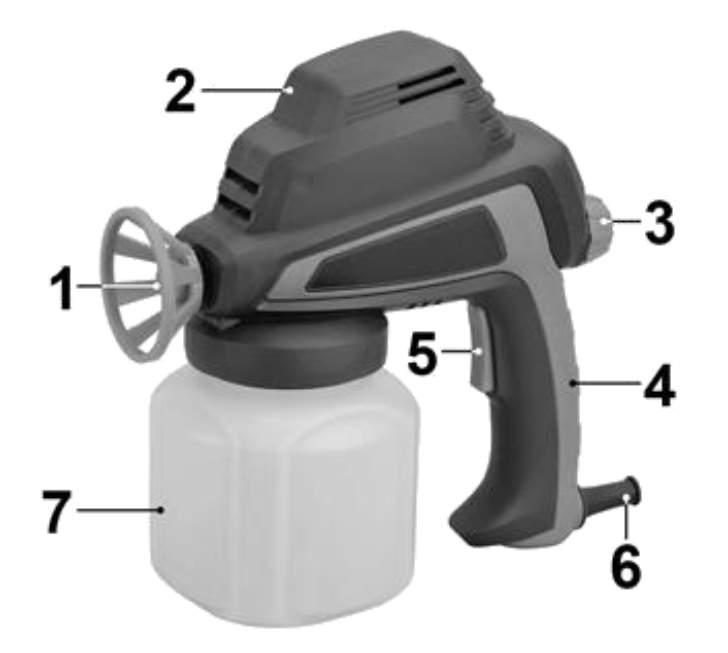 Электрический пульверизатор для окрашивания — как правильно выбрать и использовать