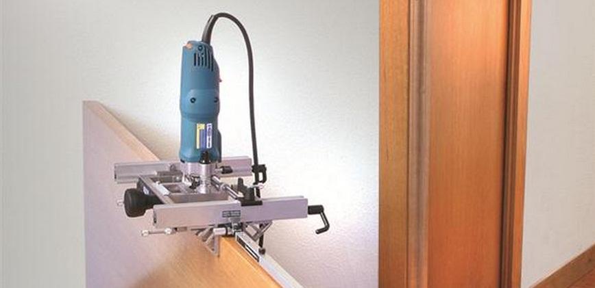 Фрезы для врезки замков: длинные и другие приспособления для установки замков в межкомнатные двери ручным фрезером